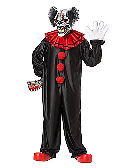 Adult Last Laugh Clown Costume