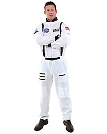 Adult Astronaut Plus Size Costume