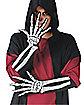 Wrist Bone Skeleton Gloves
