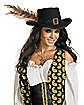 Pirates of the Caribbean Deluxe Angelica Pirate Hat