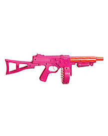 Pink Gangster Machine Gun