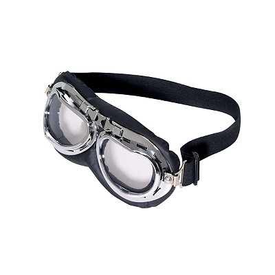 Victorian Steampunk Clothing & Costumes for Ladies Steampunk Aviator Goggles $14.99 AT vintagedancer.com