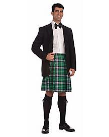 St. Patrick's Day Gentlemans Kilt