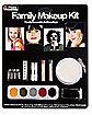 Halloween Family Makeup