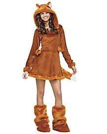 Teen Sweet Fox Costume