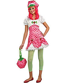 Tween Strawberry Shortcake Costume - Strawberry Shortcake