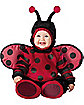Itty Bitty Lady Bug Baby Costume
