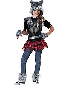 Tween Werewolf Costume