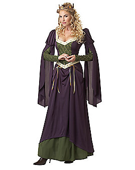 Adult Lady in Waiting Costume