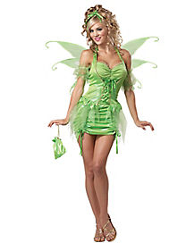 Adult Tinkerbell Fairy Costume