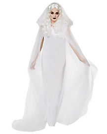 Adult Haunted Ghost Robe Costume