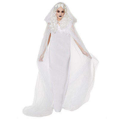 1930s Style Fashion Dresses Adult Haunted Ghost Robe Costume $49.99 AT vintagedancer.com