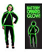 Glowgirl Teen Costume
