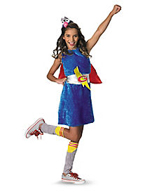 Kids Super Grover Costume - Sesame Street