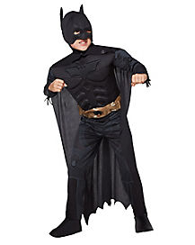 Kids Light Up Batman Costume - Batman The Dark Knight