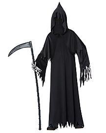 Kids Grim Reaper Costume - Deluxe