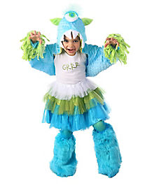 Kids Grr Monster Costume