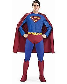 Adult Superman Costume Theatrical - Superman