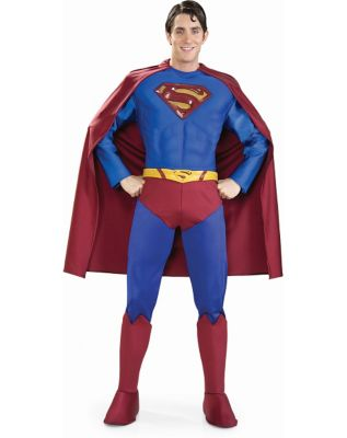 Superman Adult Mens Theatrical Costume