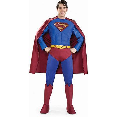 Superman Adult Mens Theatrical Costume