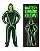 Glowman Adult Mens Costume