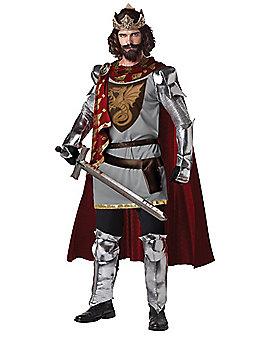 Adult King Arthur Costume