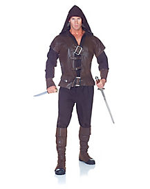 Adult Medieval Assassin Costume