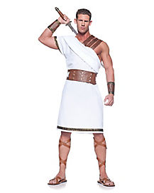 Adult Greek Warrior Costume