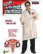 Dr Ken U Spreadhum Lab Coat Adult Mens Costume