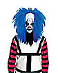 Cryptic Clown Blue Wig