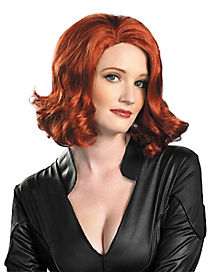 Black Widow Wig - Avengers: Age of Ultron