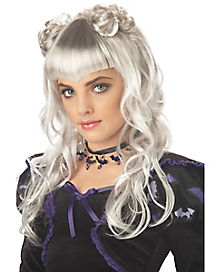 Moonlight Gray Wig