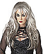 Gray Fallen Angel Wig