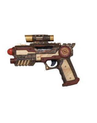 Men's Steampunk Costume Essentials Steampunk Space Gun by Spirit Halloween $9.99 AT vintagedancer.com