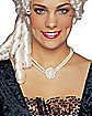 Jeweled Milady Pearls Set