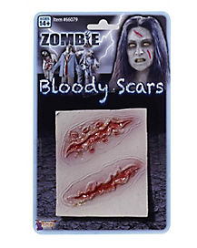 Bloody Scar Zombie Appliance Kit