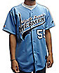 Eastbound and Down Kenny Powers Mermen Jersey