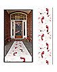 2 ft Bloody Footprints Runner - Decorations