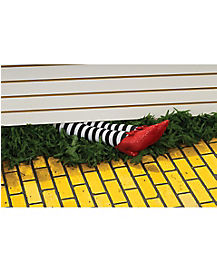 Wicked Witch Legs Decorations - Wizard of Oz
