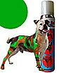 Greyhound Green Pet Paint