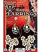 Lady Buccaneer Cameo Earrings