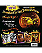 Pumpkin Carving Tattoo Frightful Rides