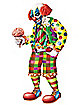 6 ft Jointed Zombie Clown - Decorations