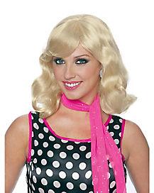 50s Magic Blonde Wig