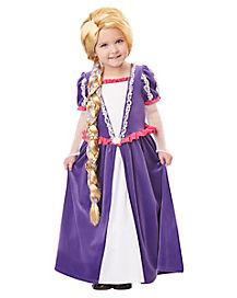 Kids Rapunzel Wig - Disney