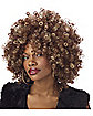Fine Foxy Fro Adult Womens Wig