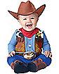 Baby Wee Wrangler Costume