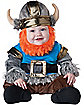 Baby Lil' Viking One Piece Costume