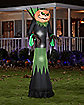 10 ft Pumpkin Reaper Inflatable - Decorations