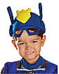 Toddler Muscle Chase One Piece Costume - Transformers